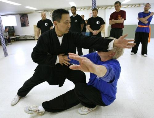Xinyi-Dao Seminar Taught by Grandmaster Li Tai Liang