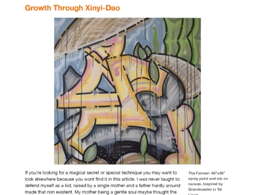 Growth Through Xinyi-Dao