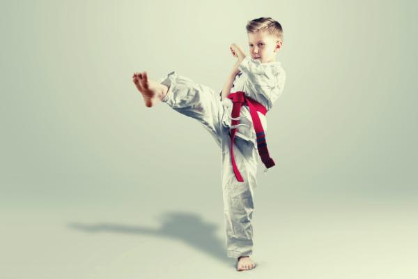 Children Karate Class in West Babylon