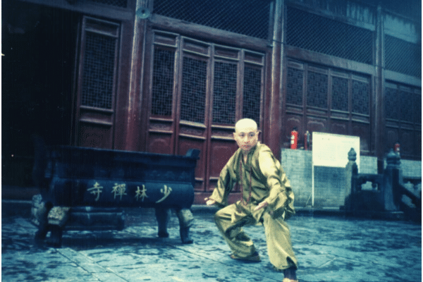 Grandmaster Li Tai Liang Teach At Shaolin Temple