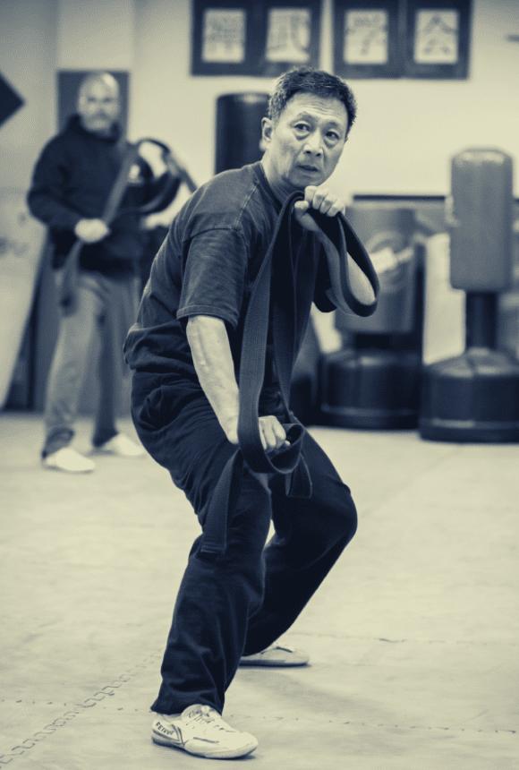 Grandmaster Li Tai Liang