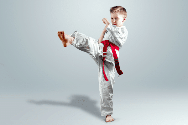 Kids Kung Fu Class in West Babylon